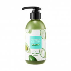 REFRESH DEEP CLEANSER GREEN