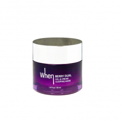BERRY DUAL GEL SLEEPING CREAM FACE MASK