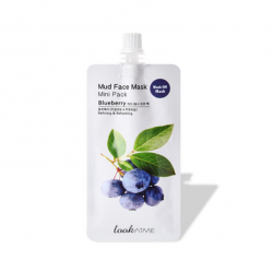 BLUE BERRY MUD FACE MASK