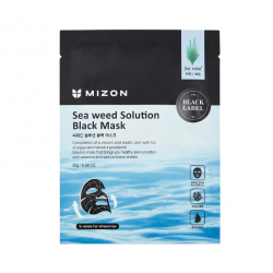 SEA WEED SOLUTION BLACK MASK