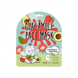 GUACAMOLE FACE MASK (TOMATO+AVOCADO)