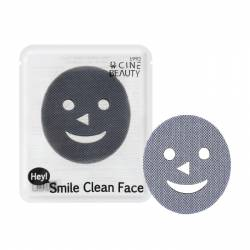 HEY SMILE CLEAN FACE